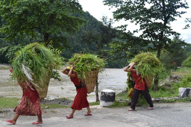 Women Working In Nepal
