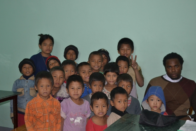 Visiting A Local Orphanage on Sabbath