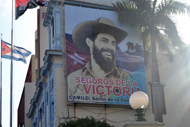 Camilo Cienfuegos  Of The Cuban Revolution