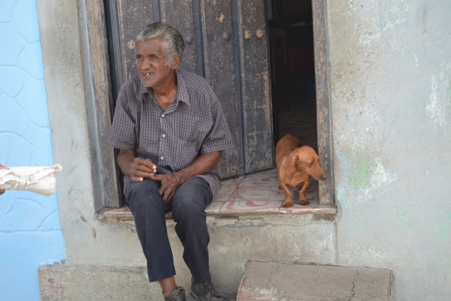 Old Cuban Man