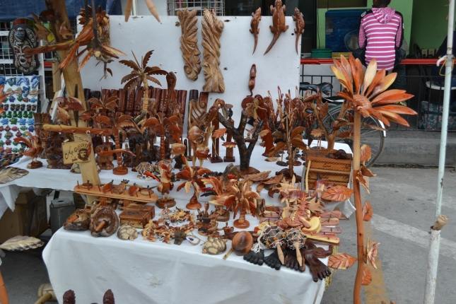 Craft Market In Holguin